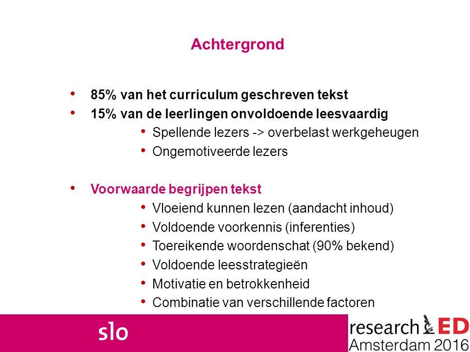 SLO ● nationaal expertisecentrum leerplanontwikkeling G.vanSilfhout@slo.nl @gerdinekesilfh Vragen?