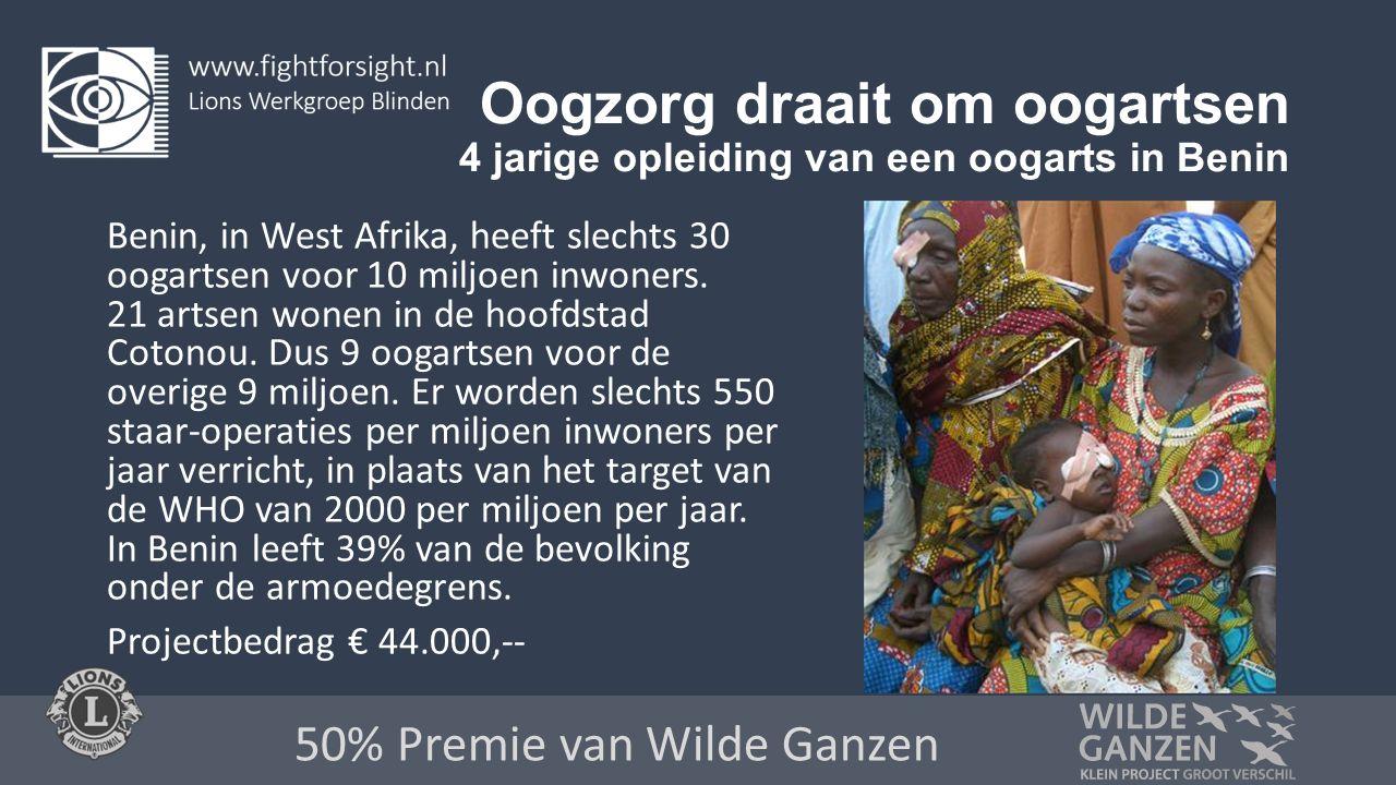 www.fightforsight.nl OPEN DE OGEN VAN BLINDEN Maak Verschil In Het Leven van Mensen