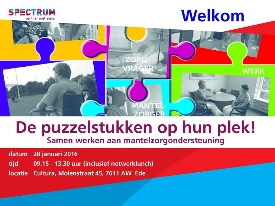 SHOWCASE: MANTELZORG SUPPORT STEDELIJK KNOOPPUNT MANTELZORG Paul Blokhuis Wethouder gemeente Apeldoorn