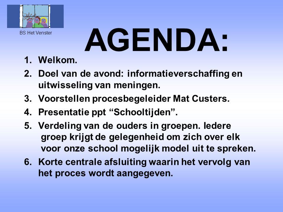 BS Het Venster Meer informatie kunt u vinden op: http://educatie-en- school.infonu.nl/diversen/133203- de-voor-en-nadelen-van-een- continurooster.htmlhttp://educatie-en- school.infonu.nl/diversen/133203- de-voor-en-nadelen-van-een- continurooster.html http://www.zwijsenouders.nl/Artikel/ De-traditionele-schooltijden-zijn- voorbij-.htmhttp://www.zwijsenouders.nl/Artikel/ De-traditionele-schooltijden-zijn- voorbij-.htm http://www.anderetijdeninonderwijs enopvang.nl/schooltijdenmodel- 2015-2016/#.Vh4VJYfou1shttp://www.anderetijdeninonderwijs enopvang.nl/schooltijdenmodel- 2015-2016/#.Vh4VJYfou1s
