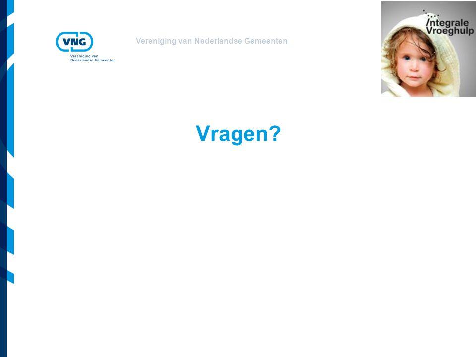 Vereniging van Nederlandse Gemeenten Vragen