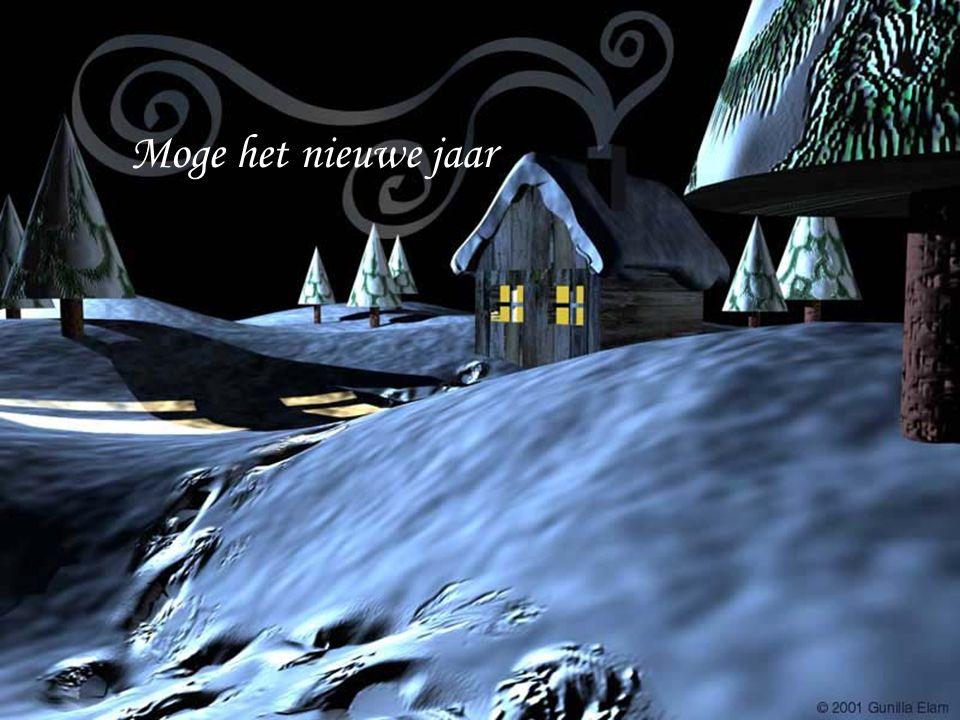 Kerst en Nieuwjaarswens 2008 2009 Mogen wij wensen dat dit alles u volgend jaar wordt bespaard