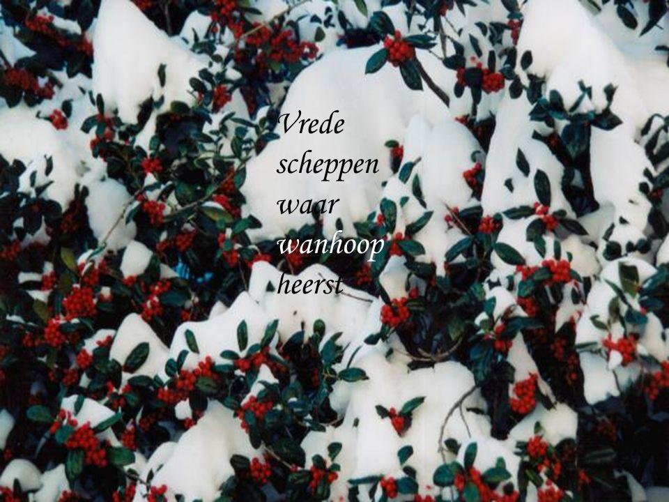 Kerst en Nieuwjaarswens 2008 2009 Kracht geven als het moeilijk gaat