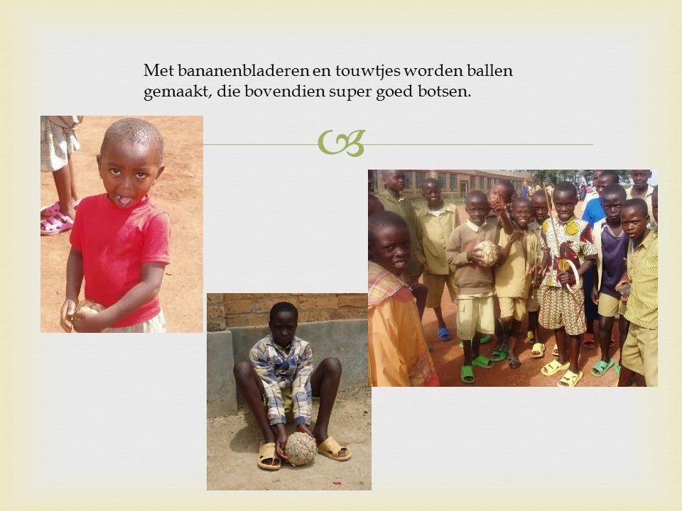  4.Water In Afrika heb je een regenseizoen en een droogseizoen.