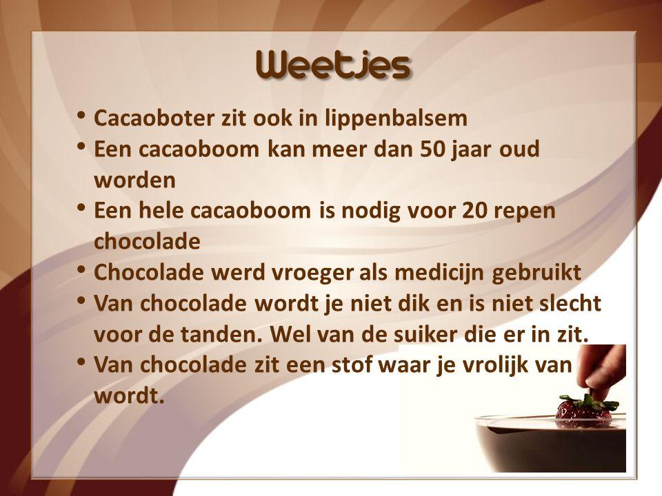 Chocola endorfine