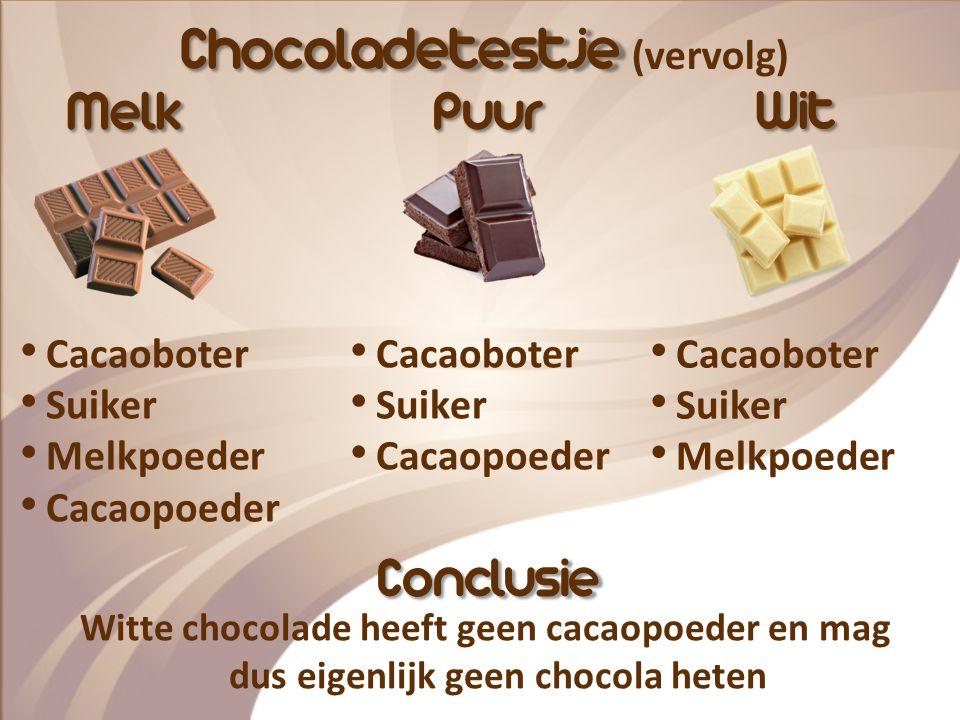 Vragen Waar komt cacao oorspronkelijk vandaan?  Uit Mexico en Zuid Amerika Hoeveel weegt een cacaoboon?  Ongeveer 1 gram Voor hoeveel cacaobonen kon