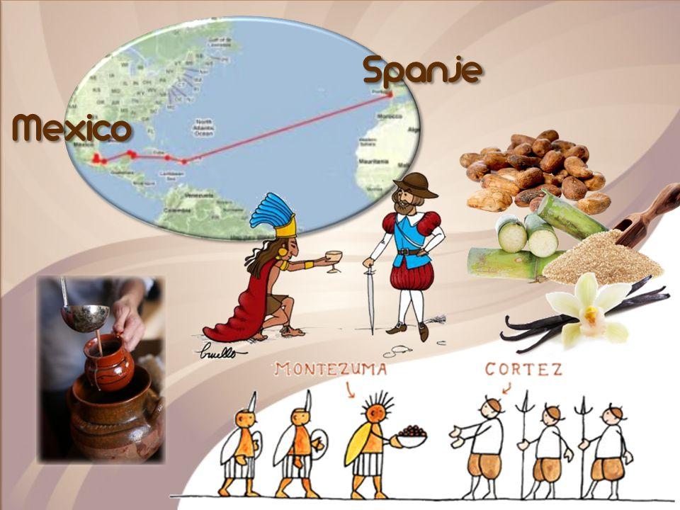 Montezuma Betalen met cacao