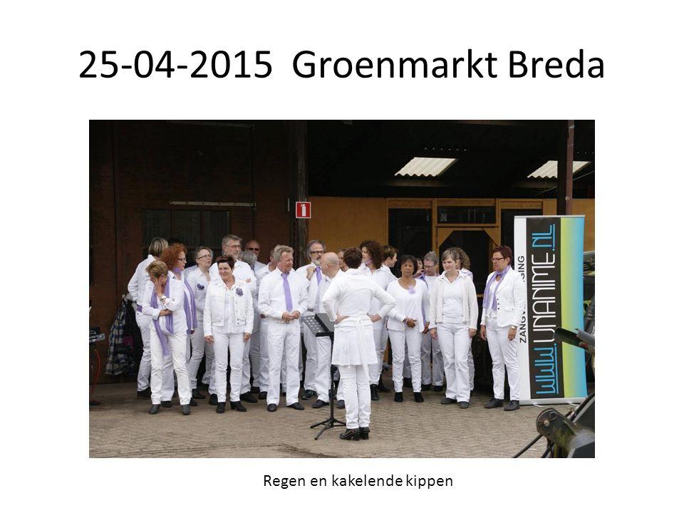 19-05-2015 Workshop Louise Donker Leerzaam.Uitleg zangtechnieken.