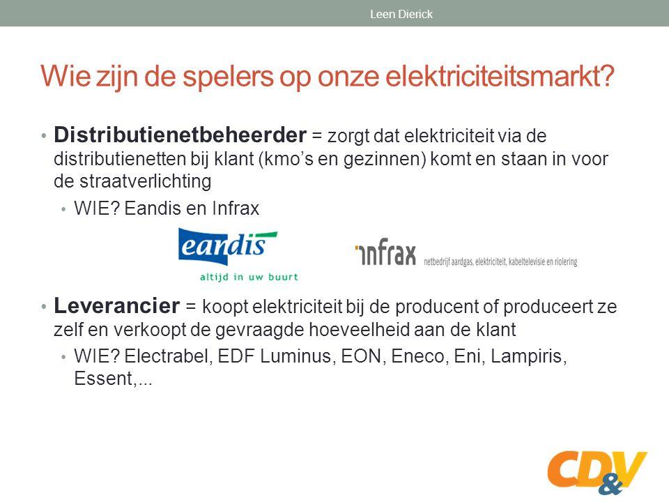 Nood aan een energiepact CD&V: resolutie Werd zowel in Vlaams als Federaal Parlement ingediend In Vlaams Parlement werd dit al aangenomen in 2015 Stand van zaken.
