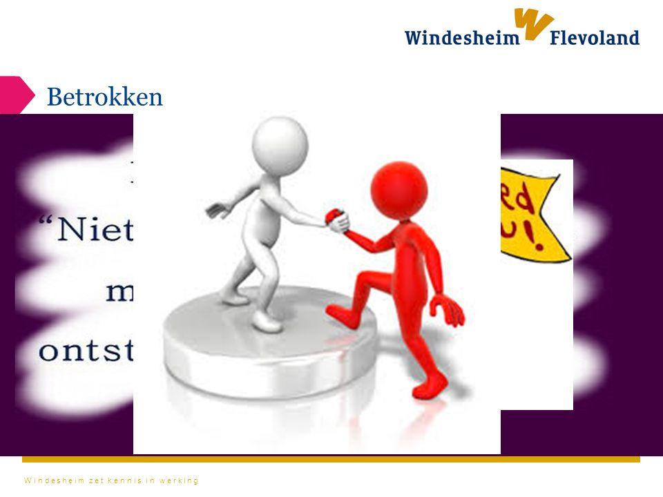Windesheim zet kennis in werking Professioneel