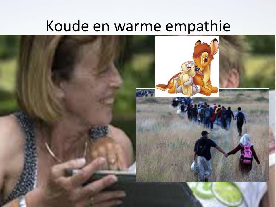 Koude en warme empathie