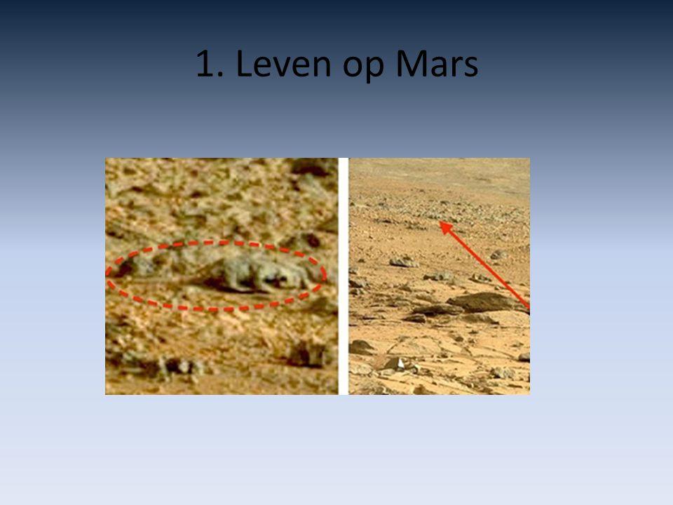 1. Leven op Mars