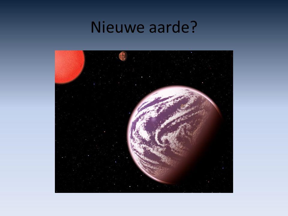 Nieuwe aarde?