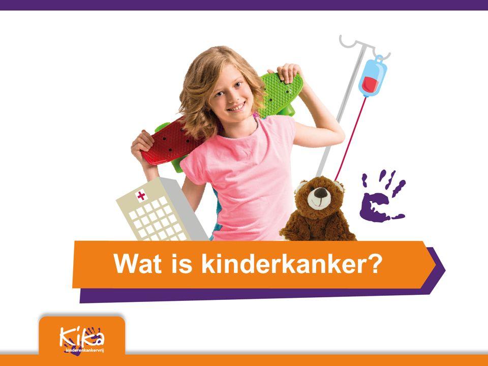 Wat is kinderkanker?