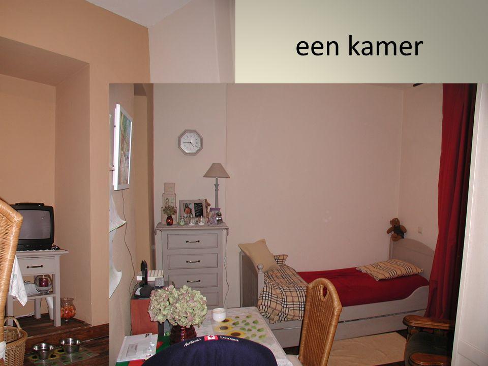 een kamer