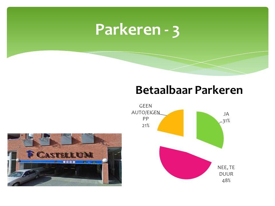 Parkeren - 3