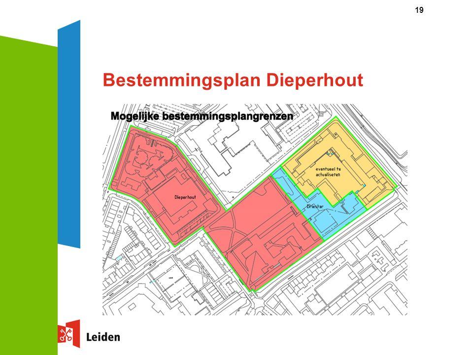 19 Bestemmingsplan Dieperhout