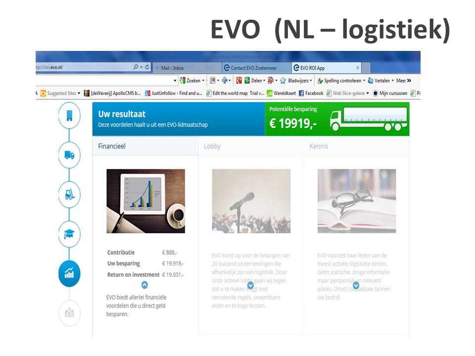 EVO (NL – logistiek)