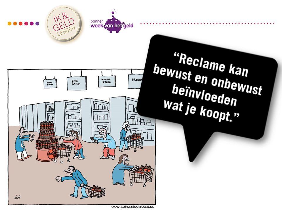 WAT VOOR GELDTYPE BEN JIJ? Bron: www.edgie.nl / Stichting WeetWatJeBesteedt / Nibud