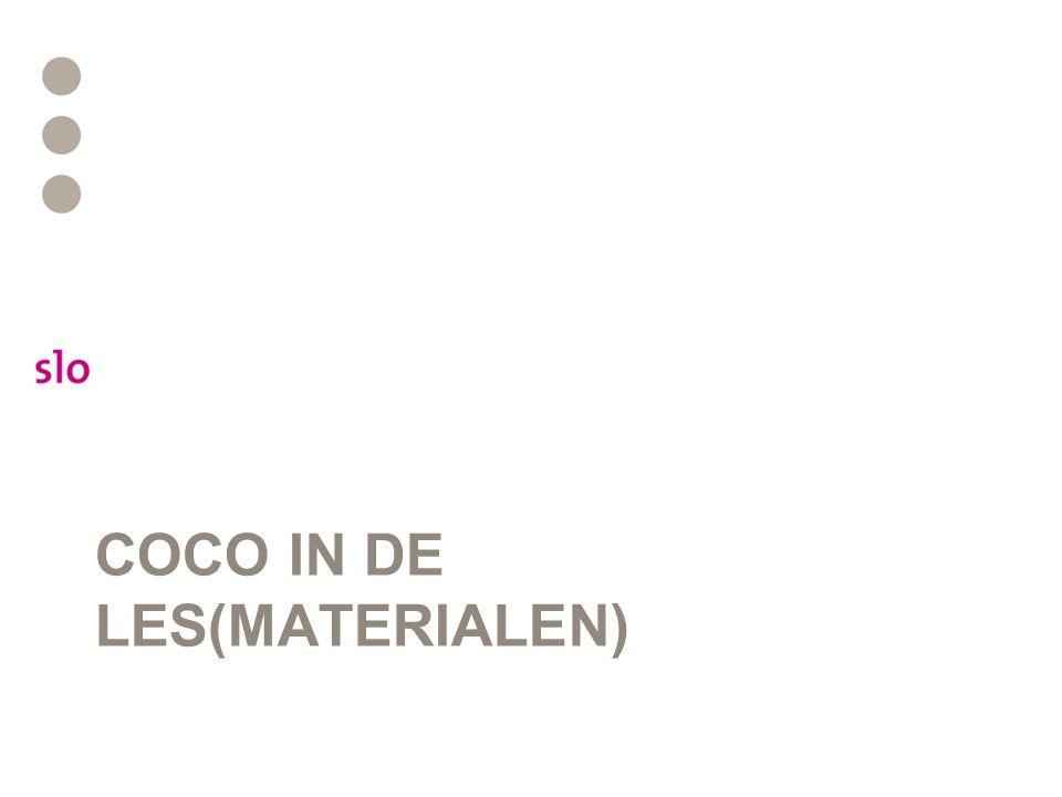 COCO IN DE LES(MATERIALEN)