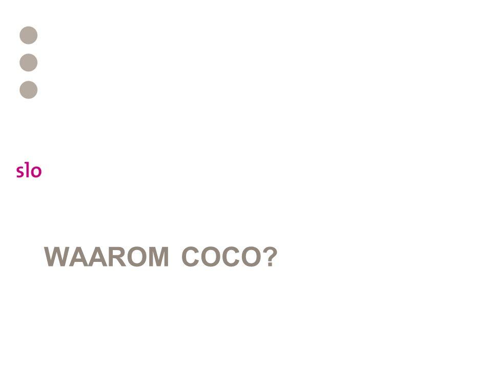 WAAROM COCO?