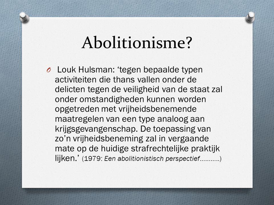 Abolitionisme.