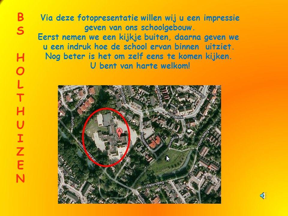 Basisschool Holthuizen Ontstaan uit:
