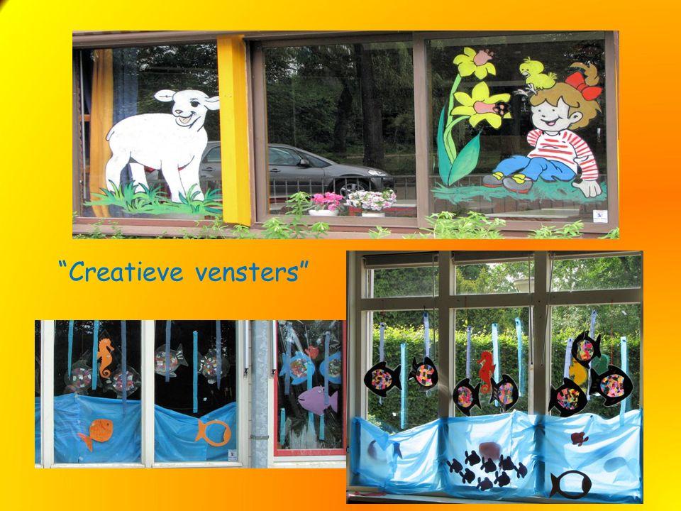 Creatieve vensters