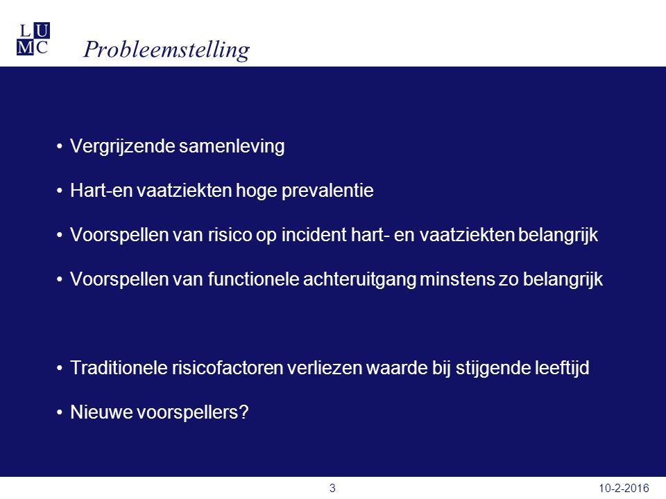 05-6-2014 4 proBrain Natriuretic Peptide (proBNP) Hypoxie Stress linker ventrikel wand Verhoogde druk proBNP BNP NT-proBNP