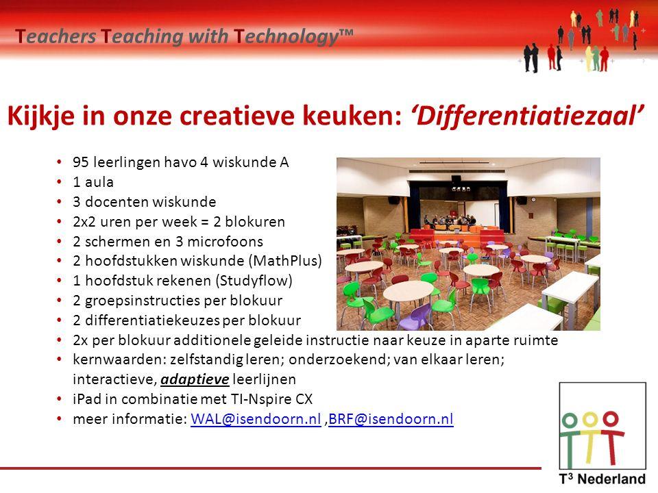 Teachers Teaching with Technology™ Dank voor uw aandacht.