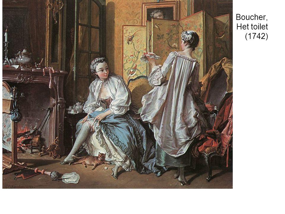 Boucher, Het toilet (1742)