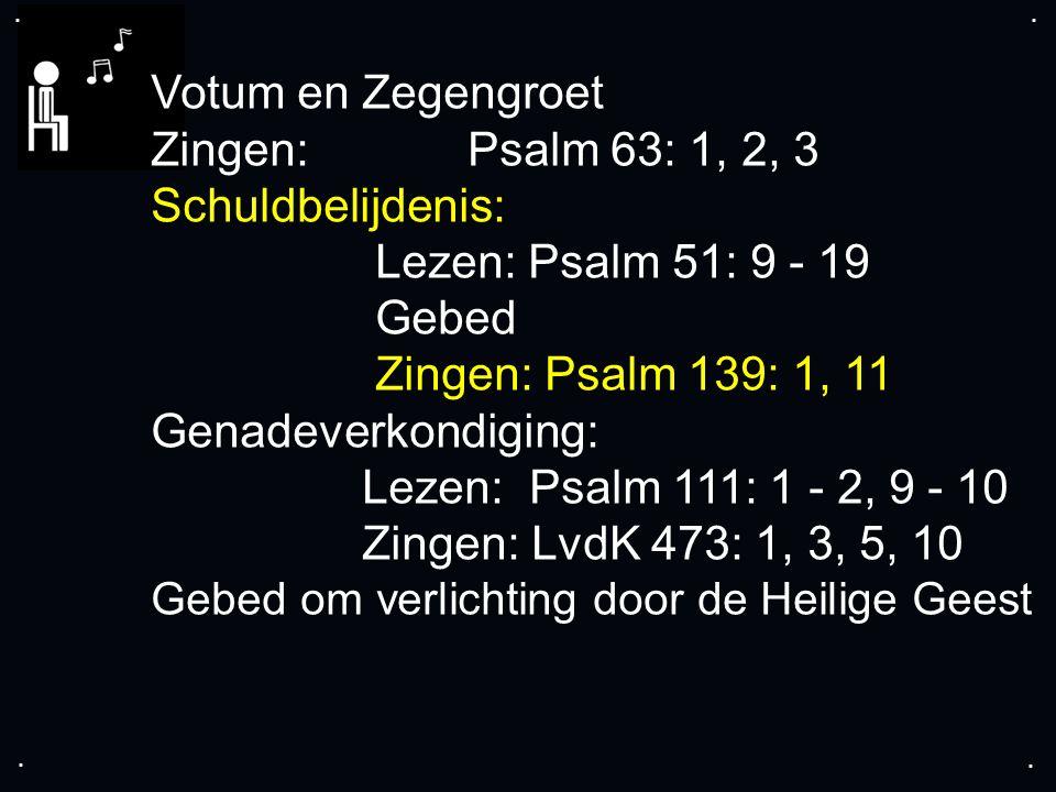 Psalm 139: 1, 11