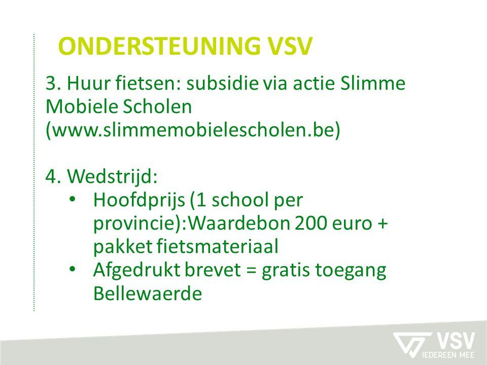 ONDERSTEUNING VSV 3.