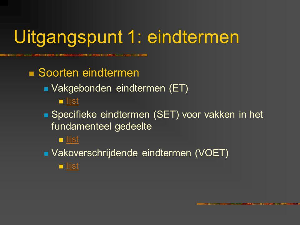 Bespreking thema's Bodems (ASO WET) 1.Indeling van de bodems 2.