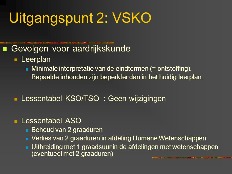 Verstedelijking en ruimtelijke ordening Ruimtelijke structuur van Vlaanderen – Brussel (ASO – TSO – ASO & TSO) Probleemstelling i.v.m.
