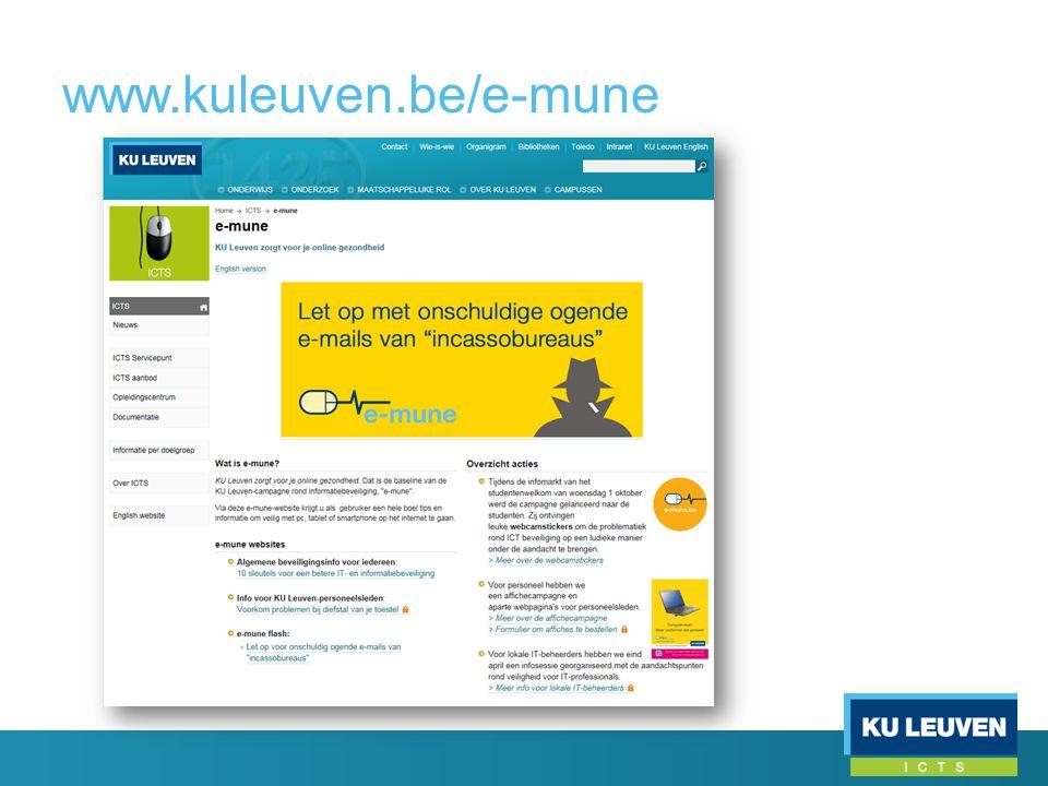 www.kuleuven.be/e-mune