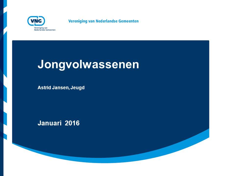 Jongvolwassenen Astrid Jansen, Jeugd Januari 2016