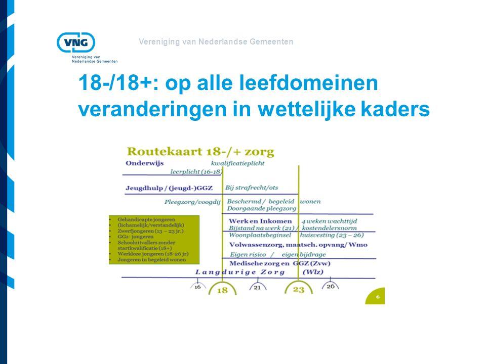 Vereniging van Nederlandse Gemeenten Beschermd Wonen wat gaan gemeenten doen.