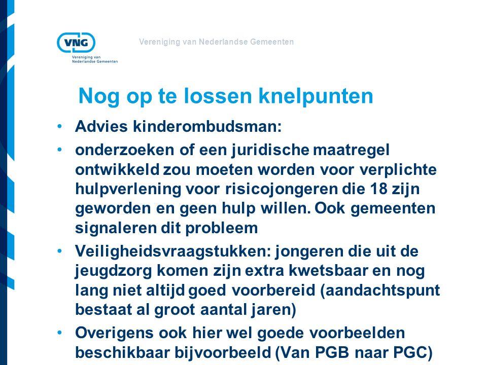 Vereniging van Nederlandse Gemeenten Jongerenthema's rond werk en school in het algemeen zetten gemeenten sterk in op de ondersteuning van jongeren naar werk.