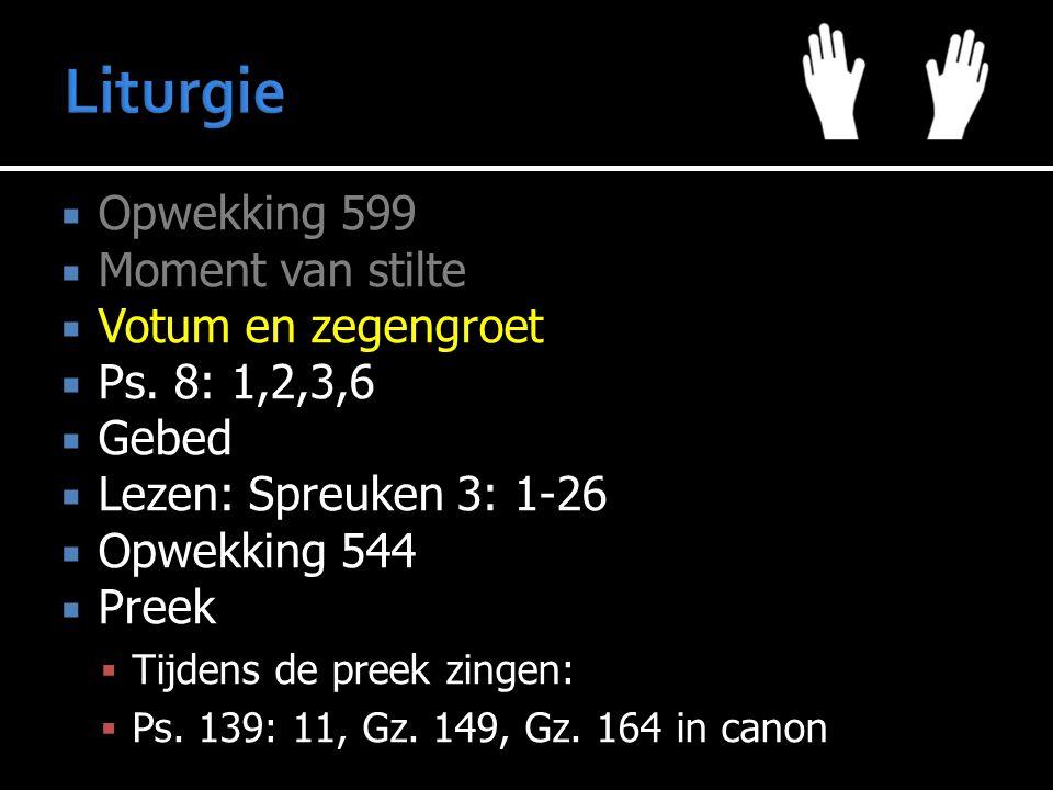  Vandaag  1 e Theologische Universiteit  2 e Rente en aflossing  Hemelvaart  1 e A.K.D.