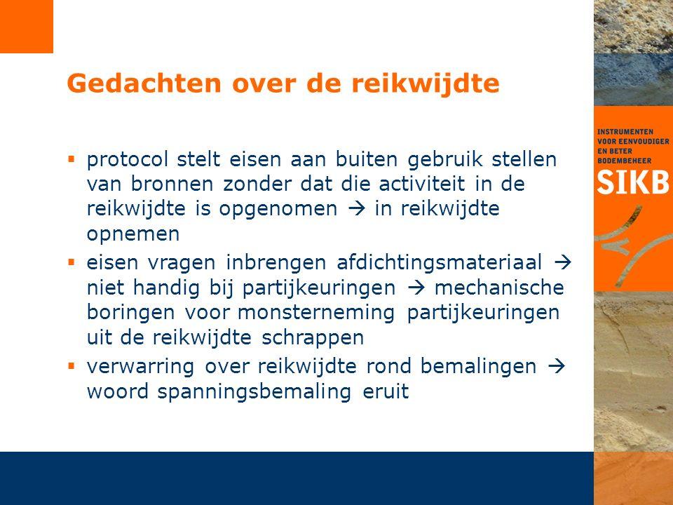 Gedachten over de reikwijdte  protocol stelt eisen aan buiten gebruik stellen van bronnen zonder dat die activiteit in de reikwijdte is opgenomen  i
