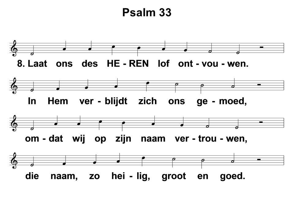 Psalm 33