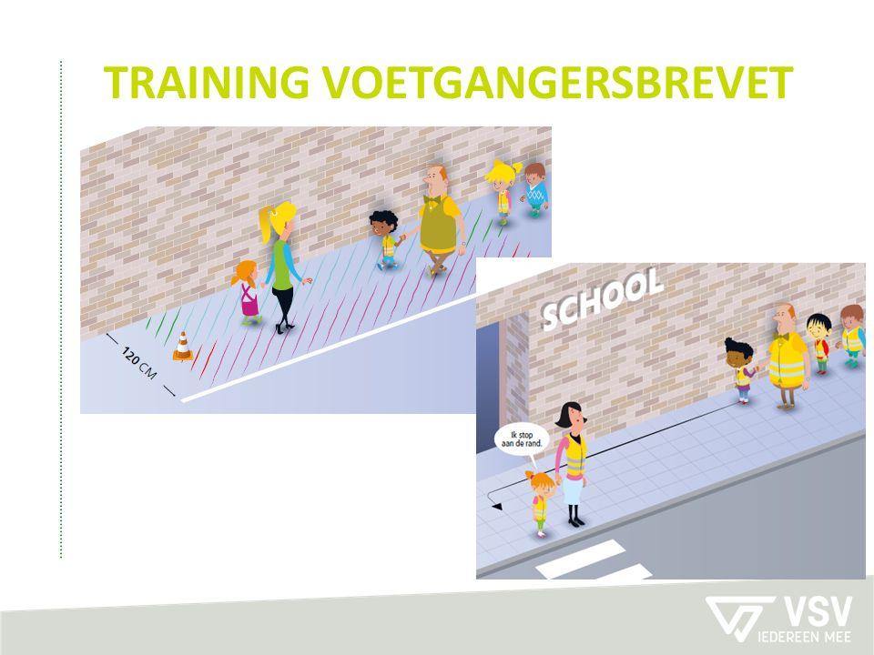 TRAINING VOETGANGERSBREVET