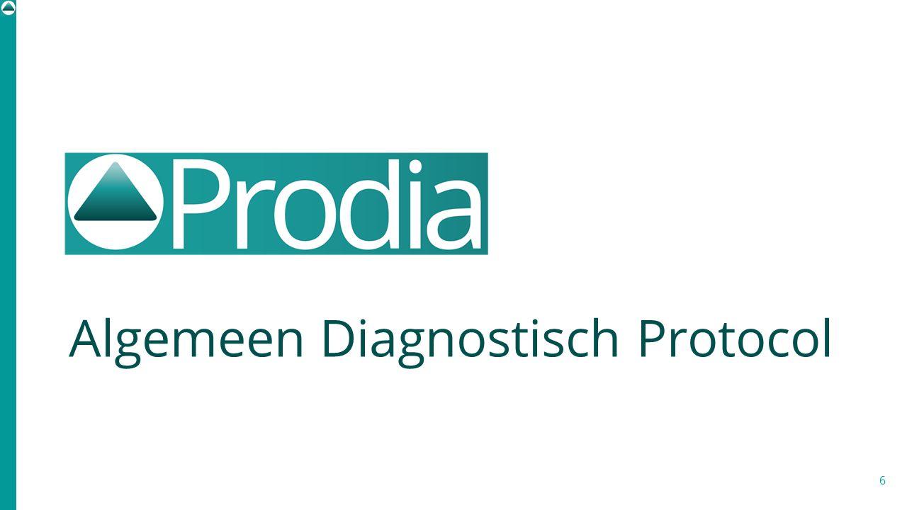 Algemeen Diagnostisch Protocol 6