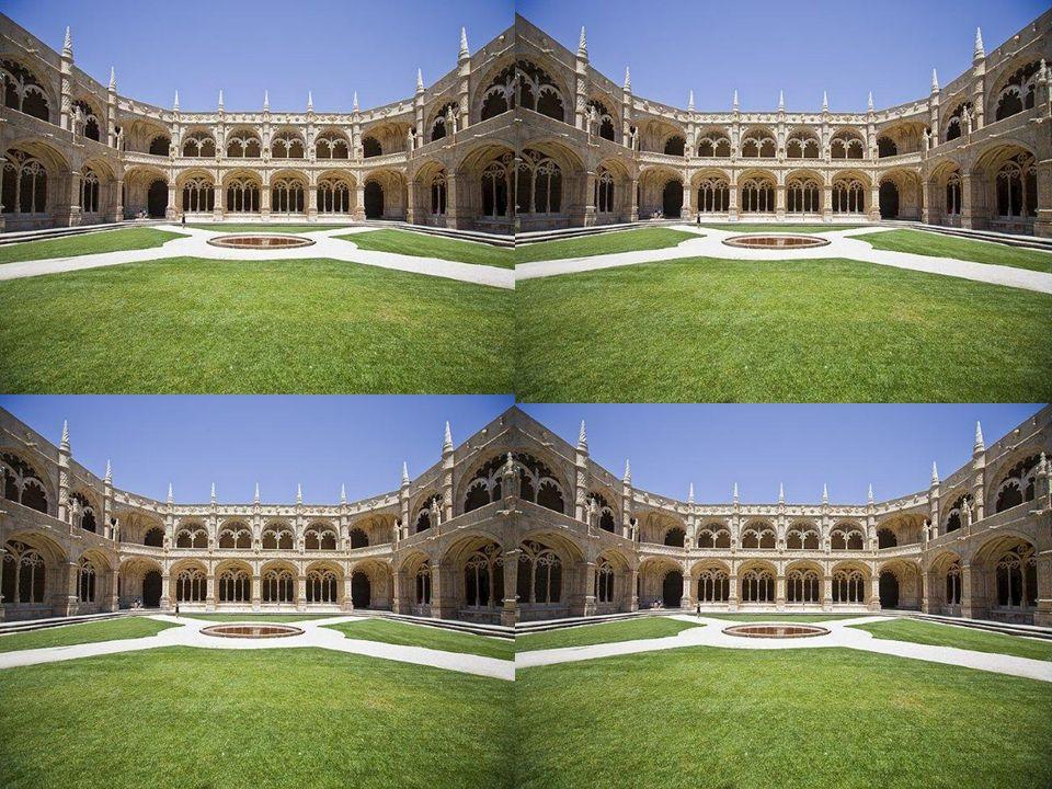Le cloître L'un des plus beaux du monde Het klooster Een van de mooiste in de wereldklooster Een van de mooiste in de wereld