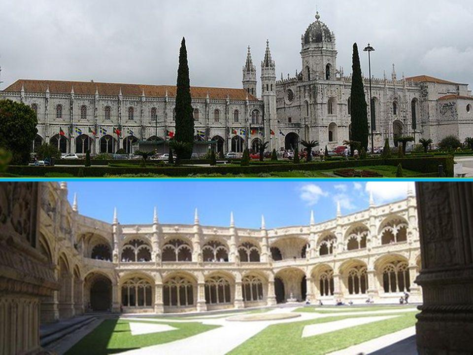 Le Monastère des Hiéronymites (Mosteiro dos Jerónimos) est un monastère portugais, de style manuélin, témoignage monumental de la richesse des découve