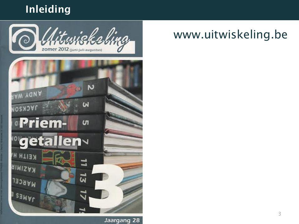 www.uitwiskeling.be 3 Inleiding
