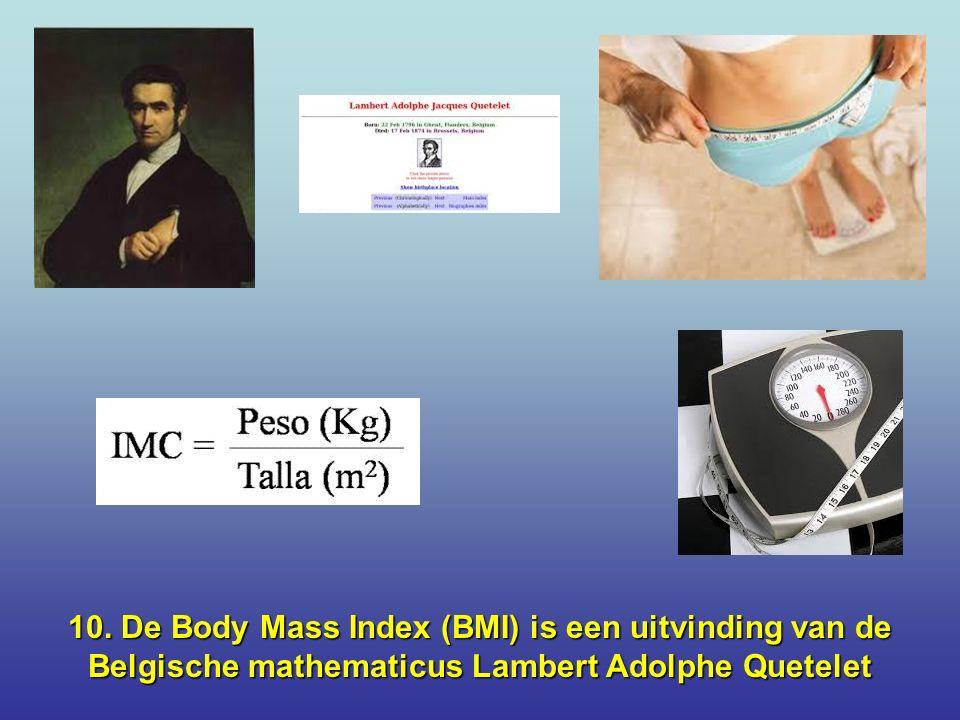 9. Asfalt is uitgevonden door de Belgische professor Edward J. de Smedt.