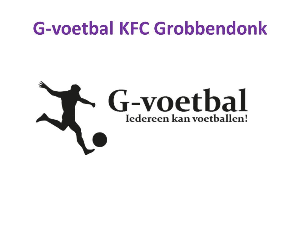 G-voetbal KFC Grobbendonk
