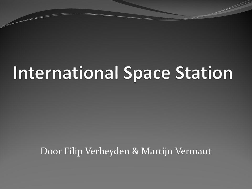 1. Enkele weetjes… 2. Enkele cijfers… 3. Leven aan boord van het ISS